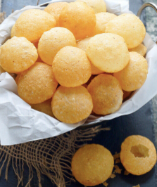 Pani Puri box (Gol Guppa) 40-50 pieces