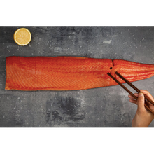 Load image into Gallery viewer, Smokin' Brothers: Sliced Salmon Belly 200g