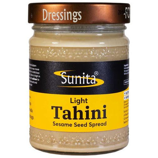 Sunita Light Tahini 340g