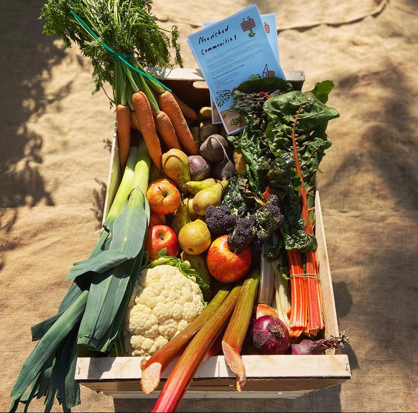 Seasonal Fruit & Vegetable Box (Large)