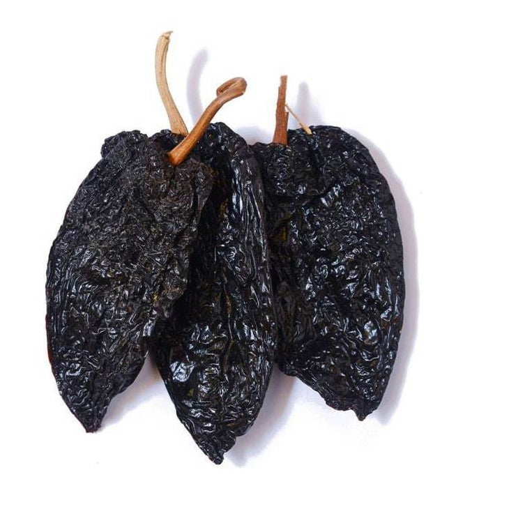Dried ancho Chillies, chile ancho, poblano chillies, hot pepper