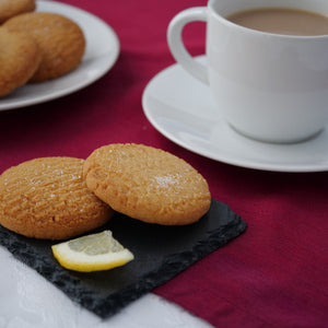 Lemon Biscuits: Weddell and Turnder