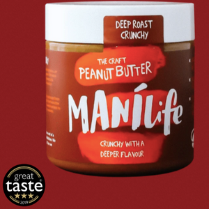 Deep Roasted Crunchy Peanut Butter