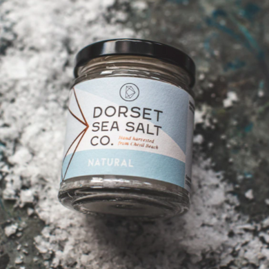 Dorset Sea Salt - Natural