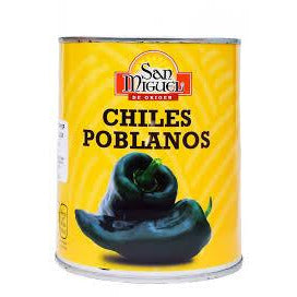 Poblano Pepper 790g