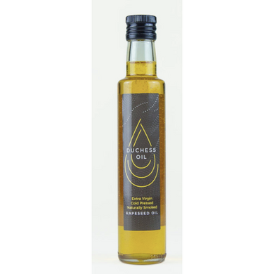 Duchess Oak Smoked Extra Virgin Cold-Pressed Rapeseed Oil