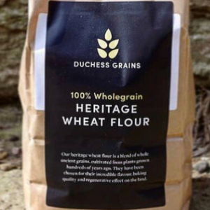 Heritage Wheat Flour 2kg - 100% Wholegrain