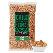 Load image into Gallery viewer, Olly's Nuts - Chilli & Lime