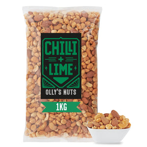 Olly's Nuts - Chilli & Lime