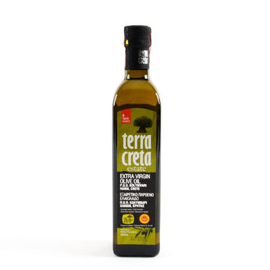 Terra Creta Extra Virgin Olive Oil 500ml Isle of Olive