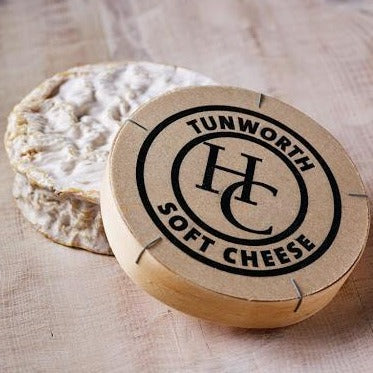Tunworth English Camembert