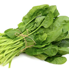 Load image into Gallery viewer, Two Bunches of Spinach