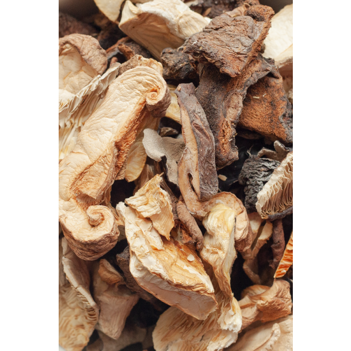 Dried Forest Mushrooms 30g
