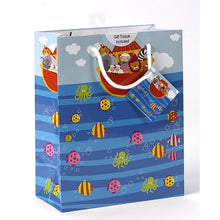 Load image into Gallery viewer, Gift Bag - Noah's Ark/ Large