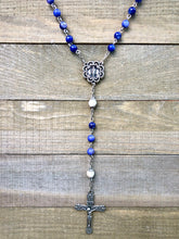 Load image into Gallery viewer, Rosary * Blue Bead