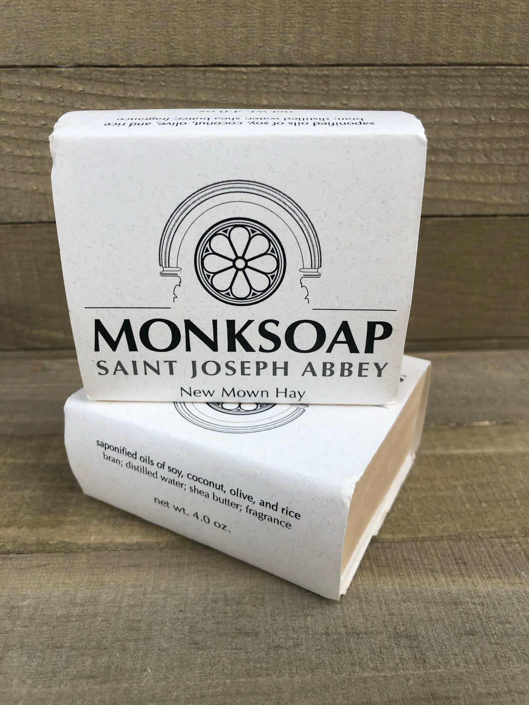 Monk Soap * New Mown Hay