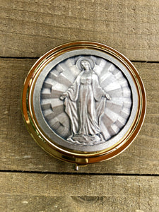 Lady of Grace Pyx