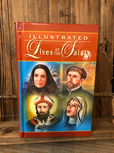 Illustrated Lives of the Saints  by H Hoever