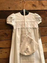 Load image into Gallery viewer, Baptism Gown with Cap
