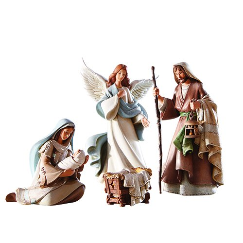 Nativity 4 Piece Set
