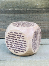 Load image into Gallery viewer, Prayer Cube - Sacramental / First Communion