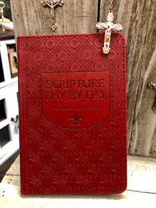 Scripture by Day Catholic Book