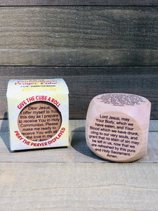Prayer Cube - Sacramental / First Communion