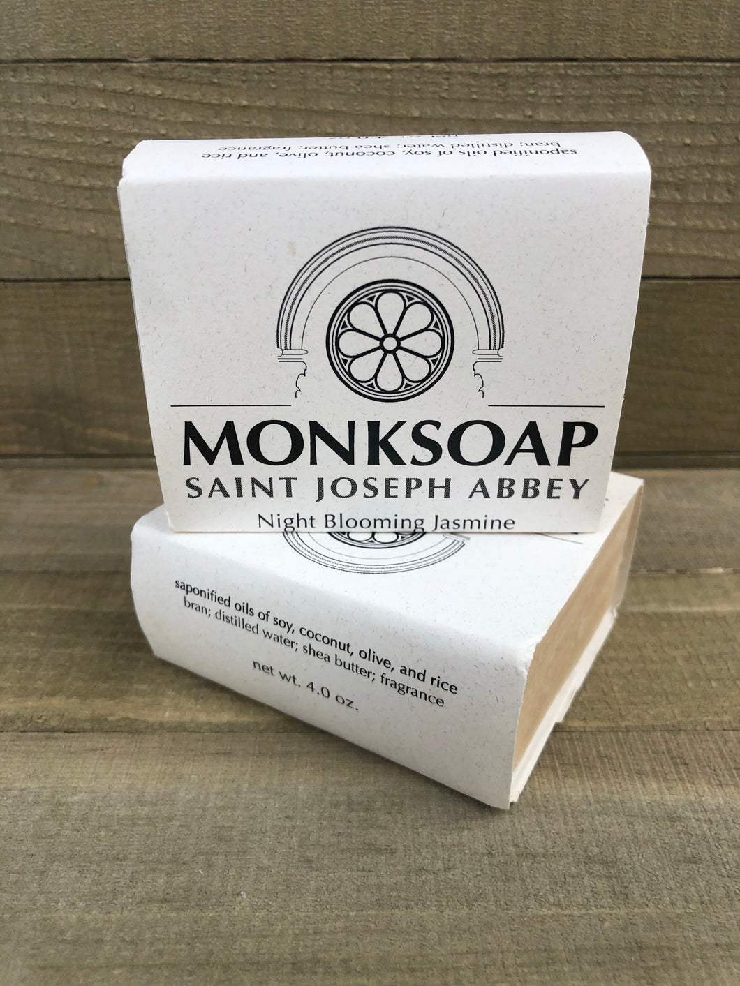Monk Soap * Night Blooming Jasmine