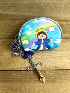 Children's Rosary Pouch