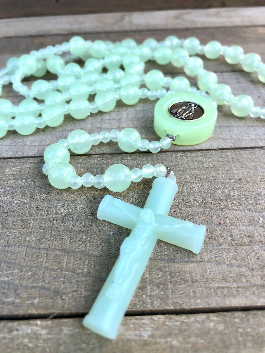 Rosary * Glow in the Dark