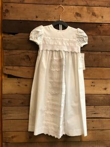 Baptism Gown with Cap