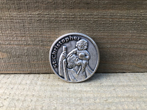 Token - St Christopher