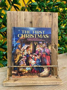 Book * The First Christmas