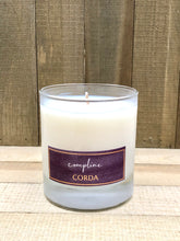 Load image into Gallery viewer, Corda Candle * NIGHT PRAYER- DARK AMBER +VANILLA +LAVENDER