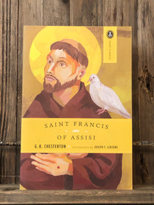 St. Francis of Assisi  by Chesterton, G. K.