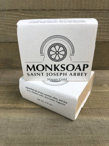 Monk Soap * Mayan Gold