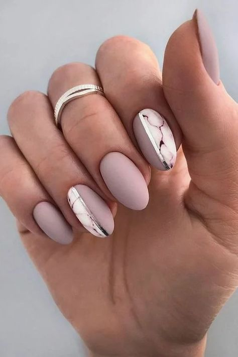 Spring Marble - Pin Inspired