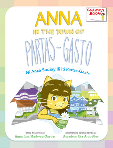 Anna and The Town of Partas Gasto