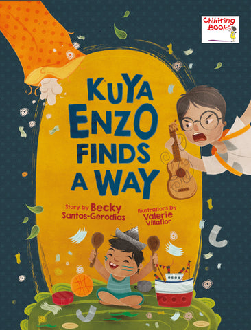 Kuya Enzo Finds a Way