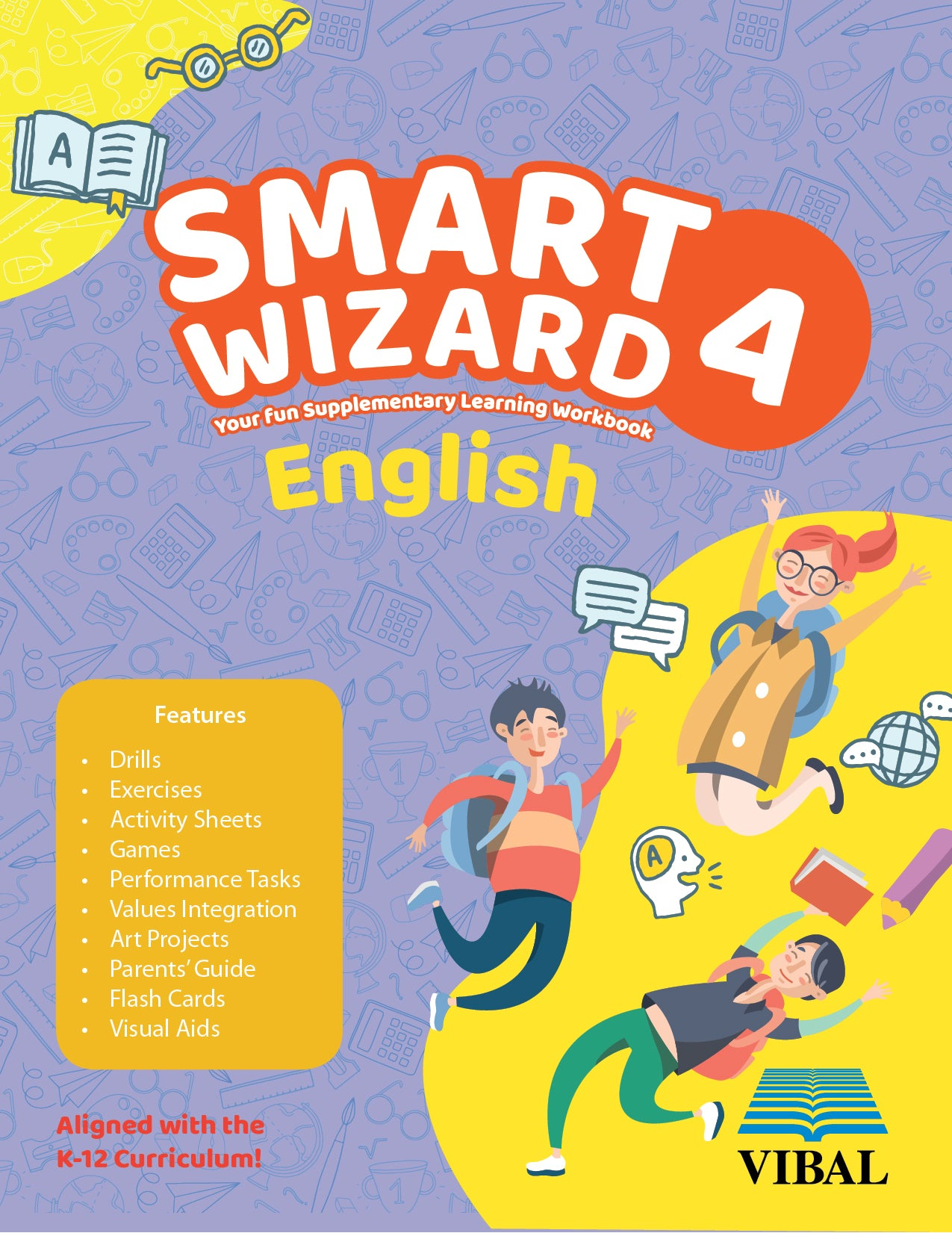 Smart Wizard English Grade 4
