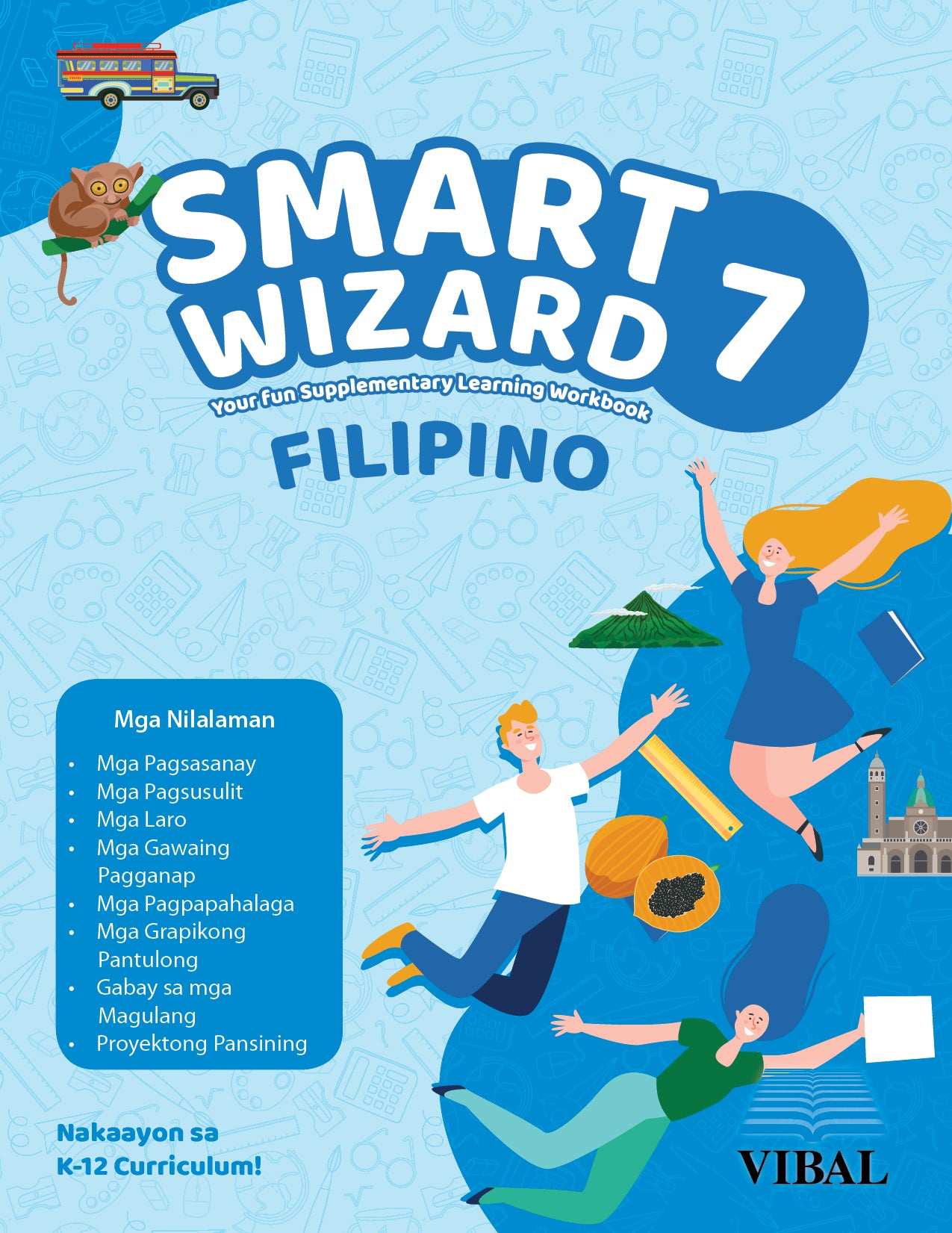 Smart Wizard Filipino Grade 7