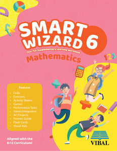 Smart Wizard Math Grade 6