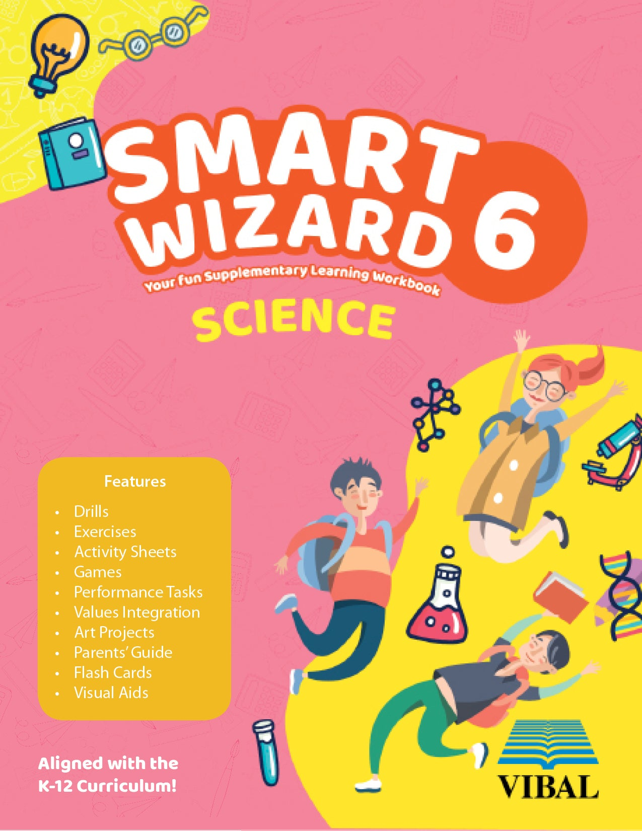 Smart Wizard Science Grade 6