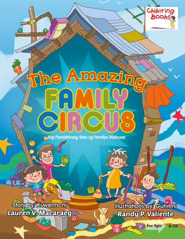 The Amazing Family Circus