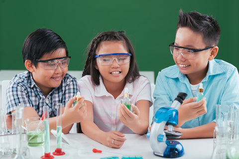 Science in Our World (Ages 11-13)