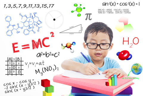 Smart Kids (Ages 6-7): Math and Science