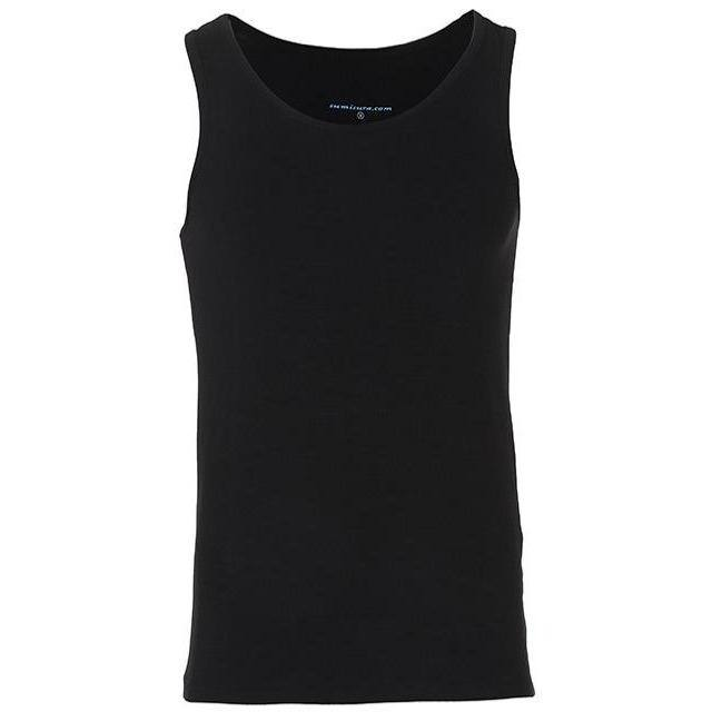 Naples – Black Tank Top – T-Shirts – Sumisura