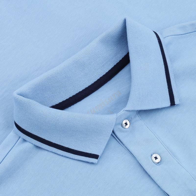Hurlingham – Blue Polo shirt – Poloshirts – Sumisura