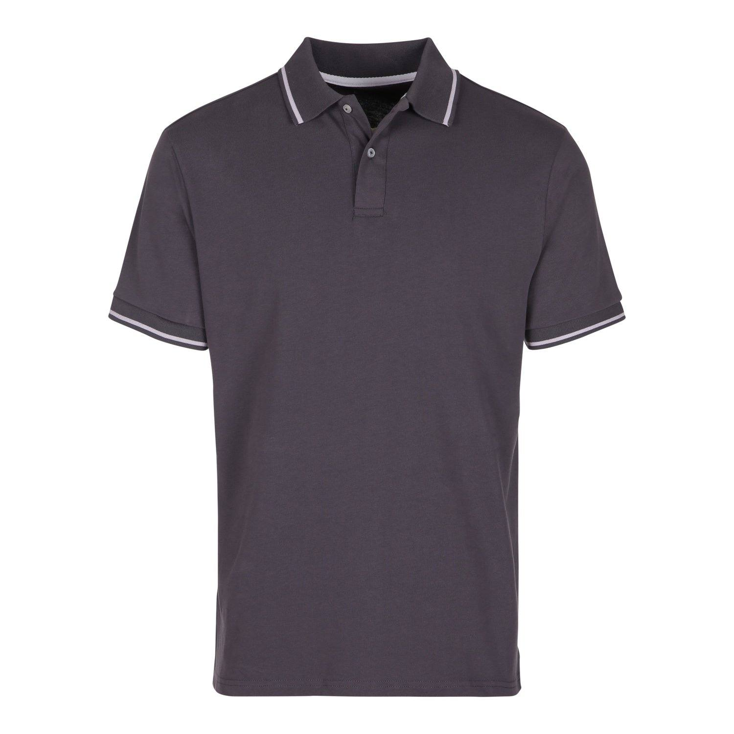 Hurlingham – Grey Polo shirt – Poloshirts – Sumisura