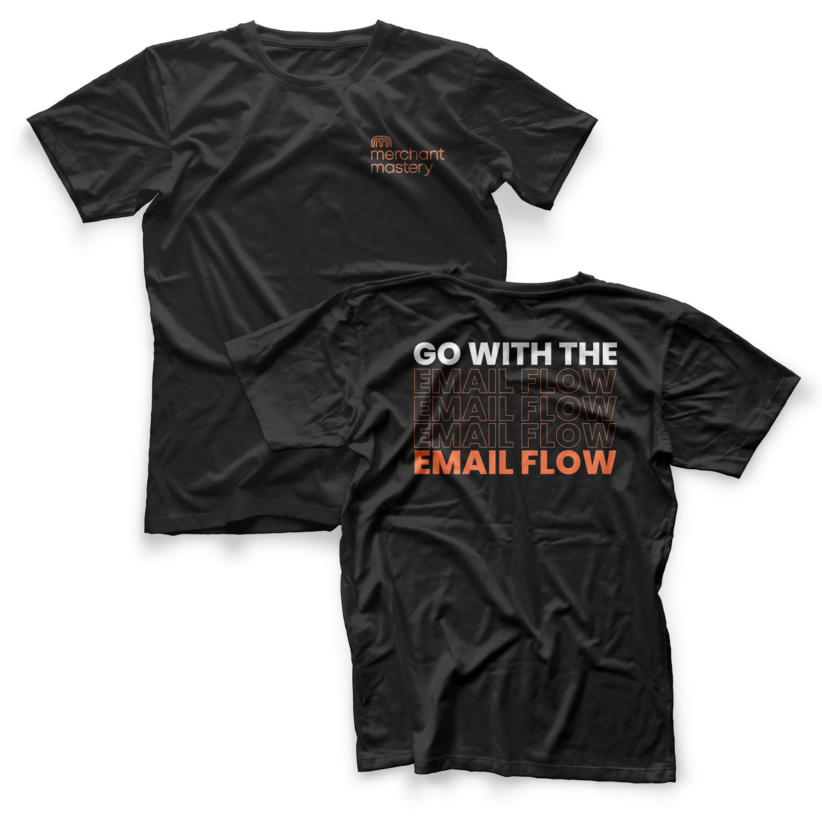 Go With The Email Flow T-Shirt
